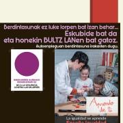 Martxoak 8 BULTZ-LAN 8 marzo